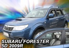 Covorase auto SUBARU FORESTER SH 2008-2013