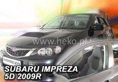 Covorase auto SUBARU IMPREZA III 2007-2011