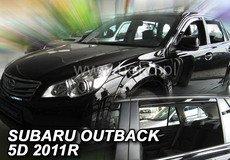Covorase de cauciuc pentru SUBARU OUTBACK V, an de fabricatie 2014-