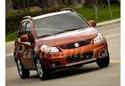 Paravant SUZUKI SX4 Hatchback an fabr. 2006-2013  (marca  HEKO)