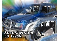Covorase auto SUZUKI VITARA IV 2015-