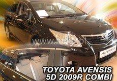Covorase auto TOYOTA AVENSIS T250 2003-2009