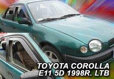 Covorase auto Toyota Corolla