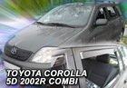 Paravant TOYOTA COROLLA  Hatchback an fabr. 2002-2007 (marca  HEKO)