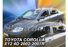 Covorase auto TOYOTA COROLLA E120 2000-2007