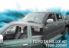 Covorase auto TOYOTA HILUX AN10 2004-2015