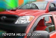 Covorase de cauciuc pentru TOYOTA HILUX, an de fabricatie 2005-