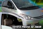 Paravant TOYOTA PREVIA   an fabr. 2000-2005 (marca  HEKO)