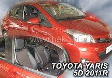 Covorase auto TOYOTA YARIS, din 2006-2011