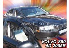 Covorase auto VOLVO S80 I 1998-2006
