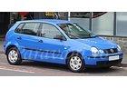 Paravanturi VW POLO Hatchback cu 3 usi an fabr. 2002-2009 (marca  HEKO)
