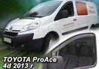 Paravanturi Toyota ProAce, an fabr. 2013-2016 (marca HEKO)