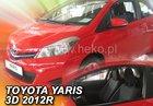 Paravant Toyota Yaris, an fabr. 2011-2020 (marca HEKO)