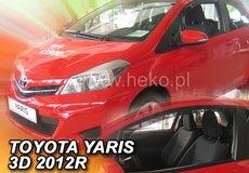 Covorase auto TOYOTA YARIS XP90 2005-2013