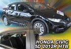 Paravanturi auto Honda Civic, Hatchback cu 5 usi, an fabr. 2012-2016 (macra HEKO)