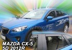 Covorase auto Mazda CX-5, dupa 2017