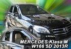 Paravanturi auto Mercedes ML W166, 2011--