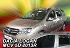 Paravanturi Dacia Logan MCV, 2013-2020 (marca Heko)