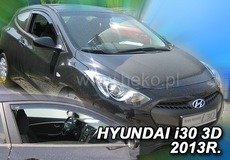 Covorase auto HYUNDAI i30 I 2007-2012