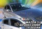 Paravanturi Mazda 3, an fabr. 2003-2009 (marca HEKO)