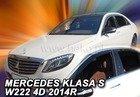 Paravanturi Mercedes S classe W222 LONG an fabr. 2013-2020 (marca HEKO)