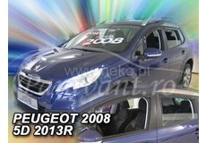 Paravanturi  PEUGEOT 2008 SUV an fabr. 2013 - 2019 (marca HEKO)