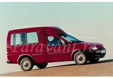 Paravanturi Szatuna pentru Opel Combo, 2 usi, an fabr. 1993-2001; Set Fata