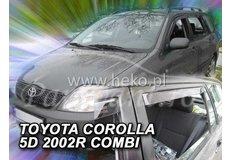 Paravanturi TOYOTA COROLLA an fabr. 2002 - 2007- Combi (marca HEKO)