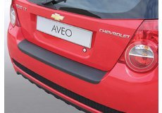 Protectie bara spate CHEVROLET AVEO 2007-2010 hatchback