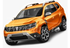Tavita portbagaj Dacia Duster 4x2 Teren 5 usi 2018-