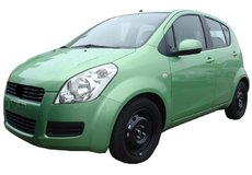 Tavita portbagaj Opel Agila B  Hatchback 2008-2014