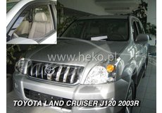 Covorase auto TOYOTA LAND CRUISER J120 2002-2009