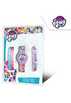 Set ceas+bratari, Pony, roz