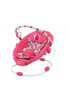 Balansoar, roz cu buline roz