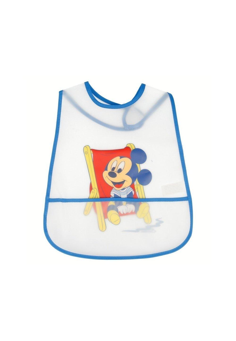 Baveta, bebe Mickey Mouse 6-12 luni imagine
