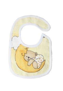Baveta, ursuletul somnoros galben, 0-6 luni