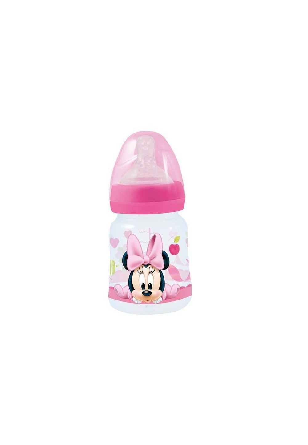 Biberon, Minnie Mouse, 150 Ml
