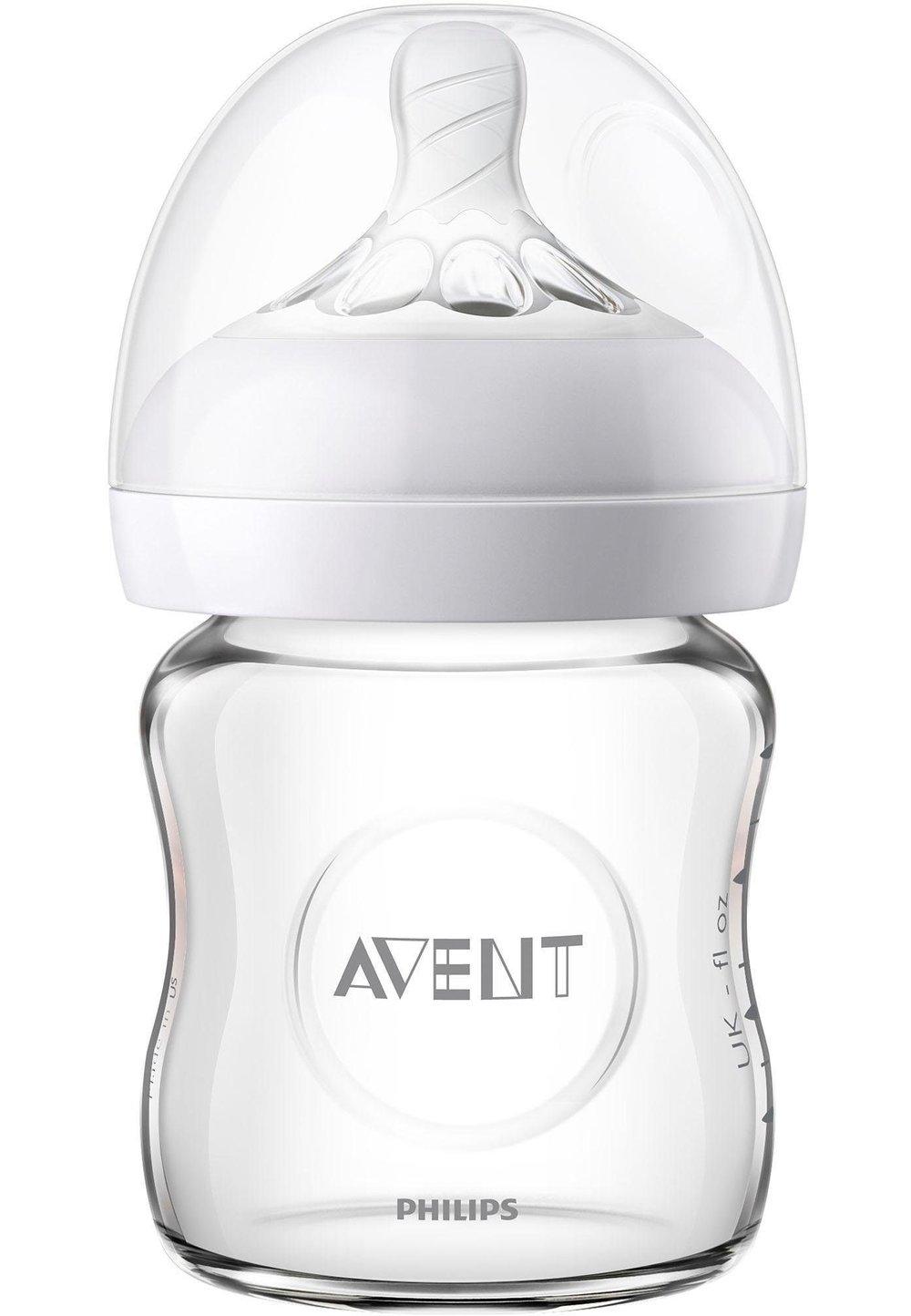 Biberon sticla, Philips Avent, + 0 luni, 120 ml imagine