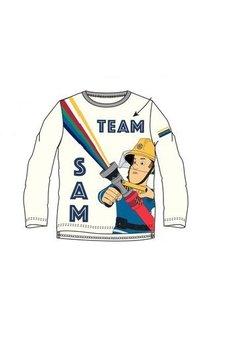 Bluza alba, Team Sam