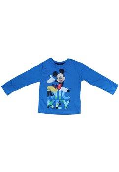 Bluza albastra, Mickey