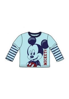 Bluza, Mickey, albastra cu dungi