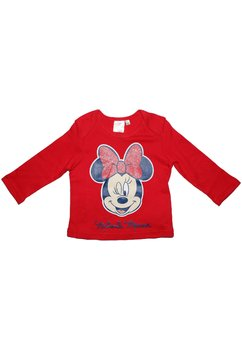 Bluza bebe Minnie Mouse, rosie