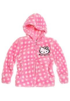 Bluza fleece, Hello Kitty, roz