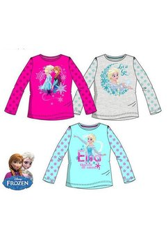 Bluza Frozen, turcoaz, Fulgi de zapada