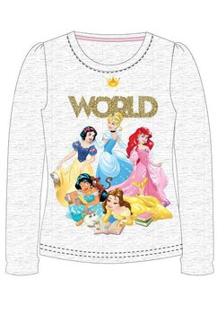 Bluza gri, Princess world