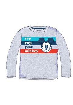 Bluza gri, Yeah Mickey