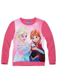 Bluza groasa, Frozen, roz