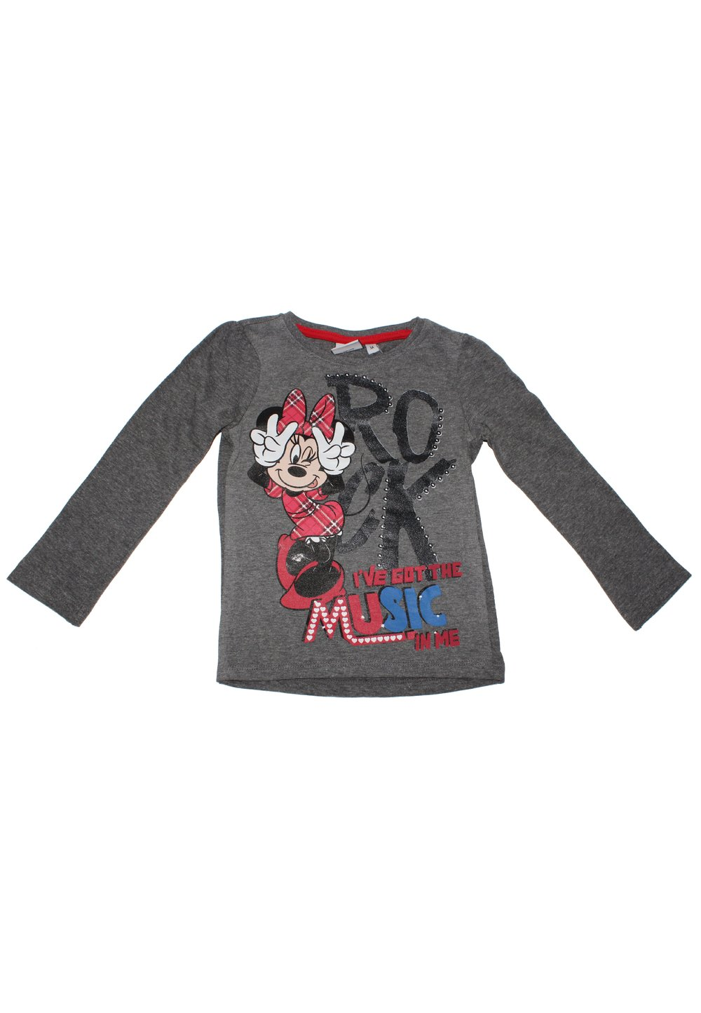 Bluza Minnie Mouse, gri imagine