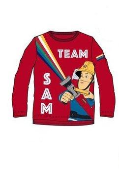 Bluza rosie, Team Sam