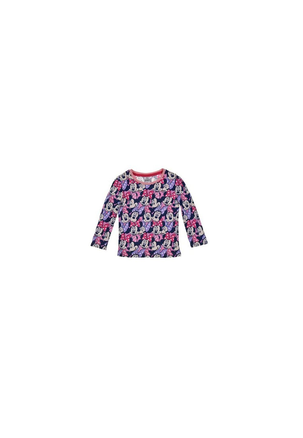 Bluza roz, figurine Minnie Mouse imagine